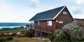 accommodation, self catering, beach cottage, Boggoms Bay,
